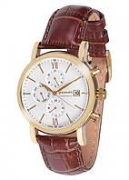Мужские наручные часы Guardo P11897m SBl Золотистый, КОД: 1548678