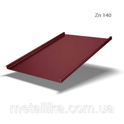 Фальцевая кровля 0,5 мм Украина PEMA (Zn 140) ВК Металика