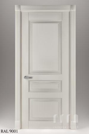 Межкомнатные двери Тесоро К2 ПГ Трио