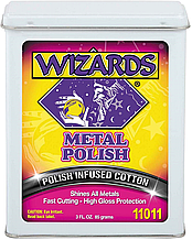 """TM Auto Magic. Wizard """"Магічна вата"""" (хром)  дає швидкий блиск і можливість отримання дзеркальної поверхні."""