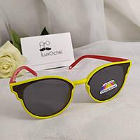 Детские поляризованные силиконовые очки неломайки