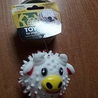 Игрушка для собак резиновой  барашка.