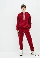 Спортивный костюм мужской, бордо
