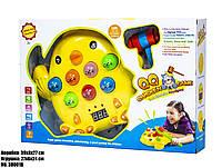 Детская музыкальная игрушка Цыпленок 38001B  , фото 1