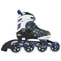 Роликовые коньки Nils Extreme NA9008A Size 31-34 Blue NA9008A-BLS31-34, КОД: 354631
