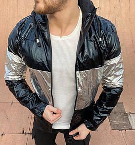 Мужская ветровка-куртка