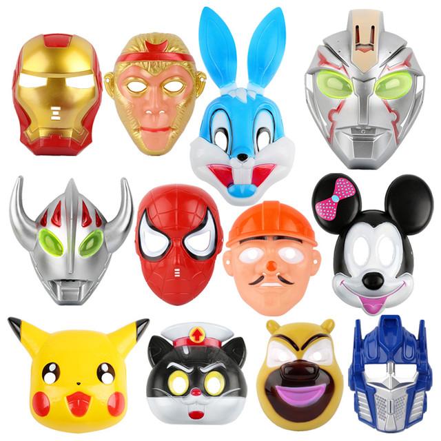 Дитячі маски