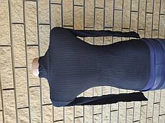 Гольф, светр коттоновый на блискавці жіночий DIVA, Туреччина, фото 3