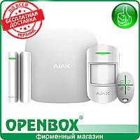 Комплект сигнализации AJAX StarterKit Plus (белый)