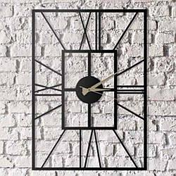 """Часы настенные металлические """"Rim"""" 70 см"""