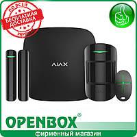 Комплект сигнализации AJAX StarterKit Plus (черный)