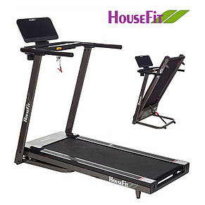 Беговая дорожка для домаэлектрическая с электроподъёмникомскладная компактная HouseFit Хаусфит HT-9208E