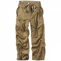 Брюки Surplus Vintage Fatigue Trousers Beige