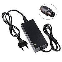 Зарядное устройство для гироскутеров 42V 2A + сетевой кабель