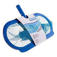 Сачок  для очистки дна бассейна Intex 29051 Синий int29051, КОД: 109612