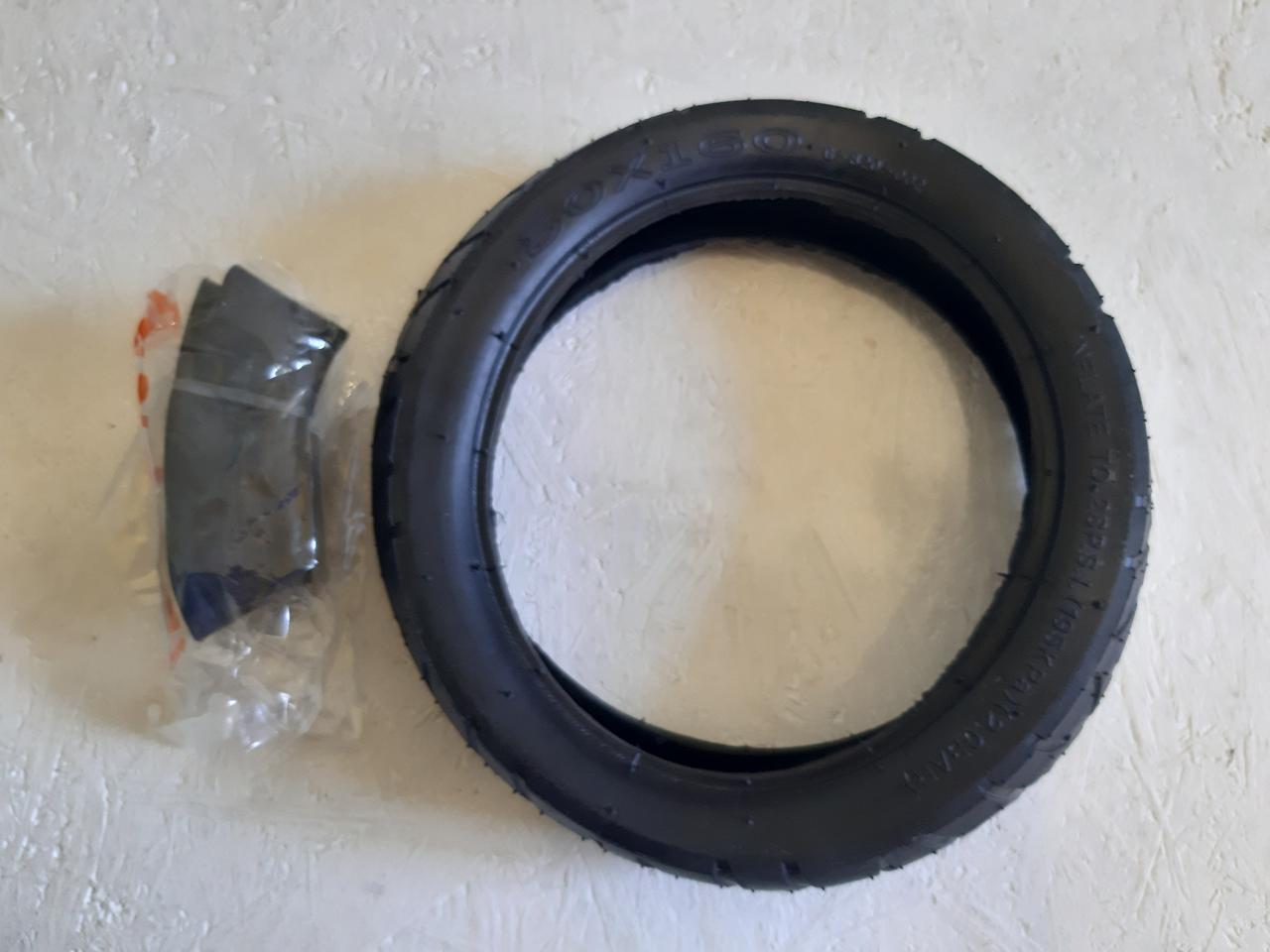 Покрышка 50-160 на коляску с камерой в комплекте
