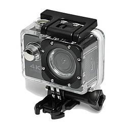 Видеокамера 4K ULTRA HD Черная 8-4К-02, КОД: 395473