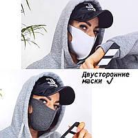 Маска,  маска Питта двухстороняя, фото 1