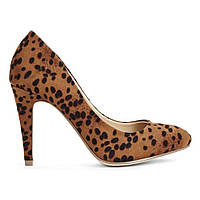 Туфли JustFab Womens Islonia Cheetah 36.5 Бежевый PP1511701CH-36.5, КОД: 1213057