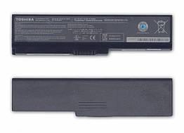 Fккумуляторная батарея для ноутбука Toshiba Satellite P750 10.8V 4400 mAh Black 14-PA3817U-1BRL, КОД: 990494