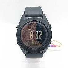 Часы мужские спортивные водостойкие SKMEI 1521 (Скмей), черный цвет ( код: IBW280B )