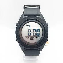 Часы мужские спортивные водостойкие SKMEI 1521 (Скмей), черный цвет ( код: IBW280BO )