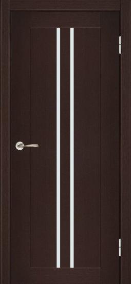 Распродажа межкомнатных дверей Техно вертикаль 1 Венге
