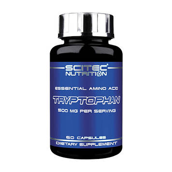 Tryptophan (60 caps) Scitec Nutrition