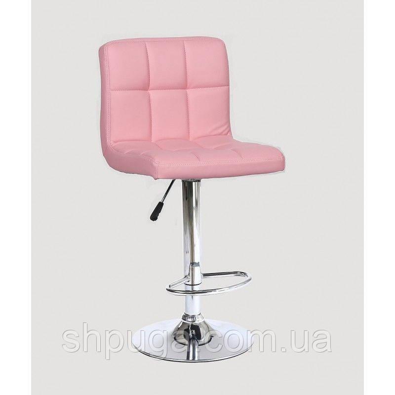 Стул барный хокер HC-8052-1 розовый