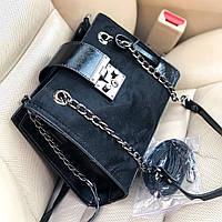 Женская замшевая  сумка Брендовая  Распродажа, фото 1