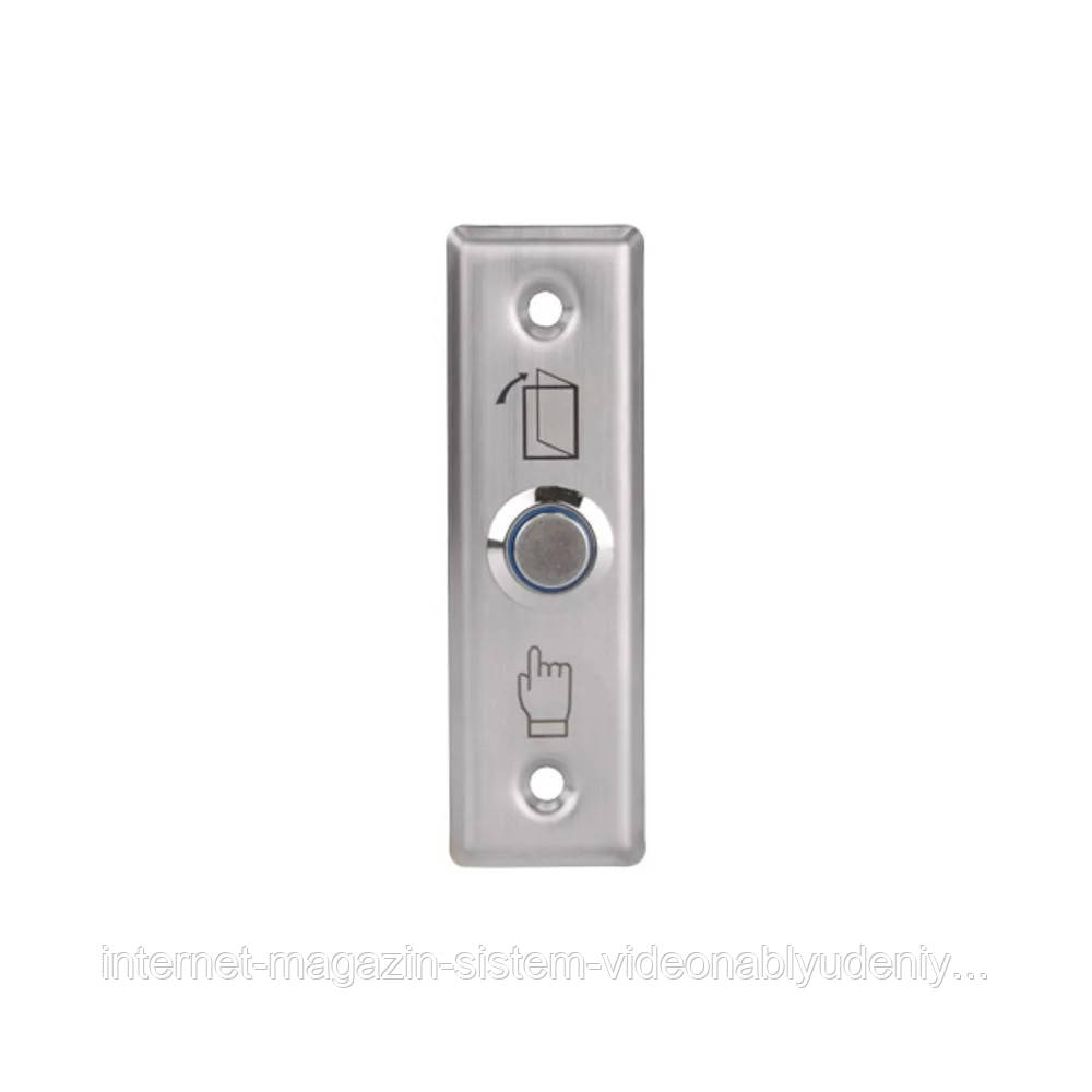 Кнопка выхода ATIS Exit-811L для системы контроля доступа с LED-подсветкой