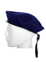 Берет Urban Outfitters One size Темно-синий 105001860, КОД: 1613857