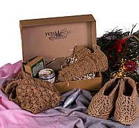 Подарочный конопляный набор для Нее KonopliUA WHomeDeluxe WH003, КОД: 1462132