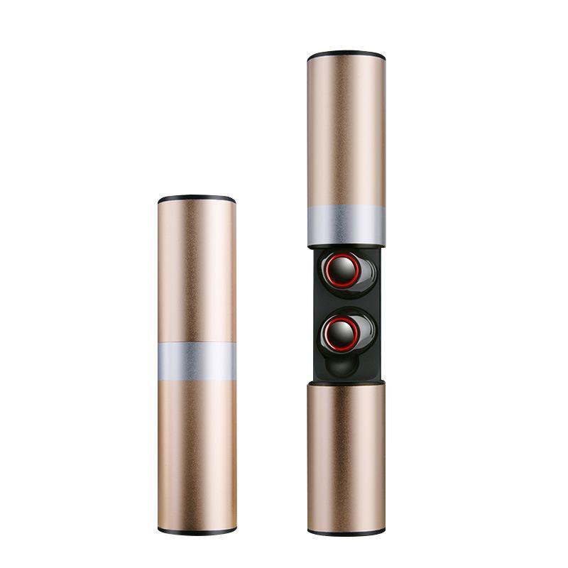 Беспроводные наушники Air Pro TWS-S2(Блютуз 5.0 наушники Вай-подс) (золотые)