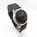 Часы мужские наручные Tiссot, на силиконовом ремешке, цвет золото ( код: IBW301YB ), фото 2