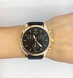 Часы мужские наручные Tiссot, на силиконовом ремешке, цвет золото ( код: IBW301YB ), фото 5
