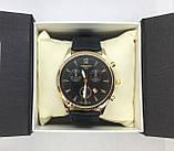 Часы мужские наручные Tiссot, на силиконовом ремешке, цвет золото ( код: IBW301YB ), фото 6