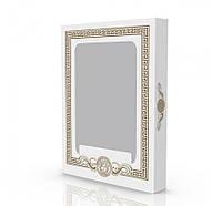 Коробка подарочная для банных шапок полотенец Luxyart 0125, КОД: 1528245