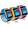 Детские Смарт Часы Q529 ( синие, розовые, черные) без камеры ( Едут q60 ), фото 2