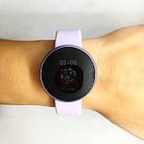 Фитнес-часы женские Bozlun B36 Lady SmartWatch сиреневые ( код: IBW270F ), фото 6