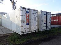 Рефконтейнер Thermo King 40-футовый 2006 год Киев