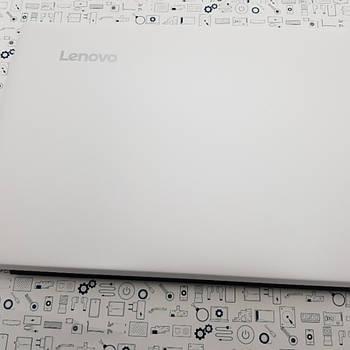Крышка матрицы Lenovo 310-15ISK 5CB0L80857 белая Сервисный оригинал с разборки