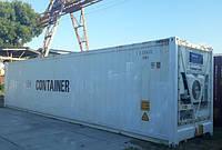 Рефконтейнер Carrier 40-футовый 2004 год Киев