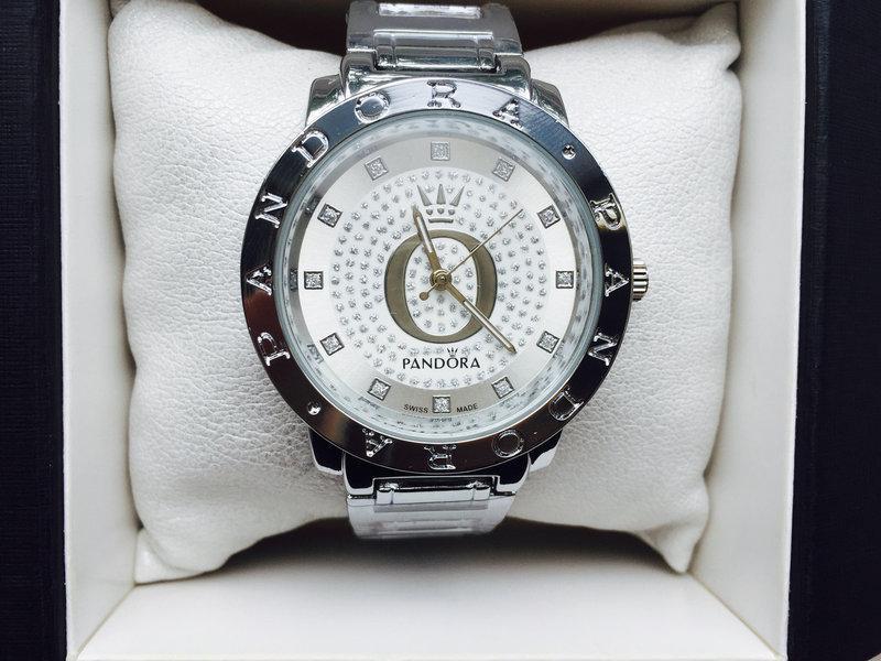 Женские наручные часы Pandora, серебро Пандора ( код: IBW098S )