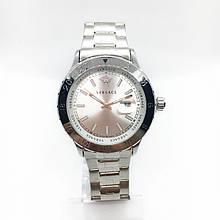 Часы женские наручные Versace (Версаче), серебристый цвет ( код: IBW288S )