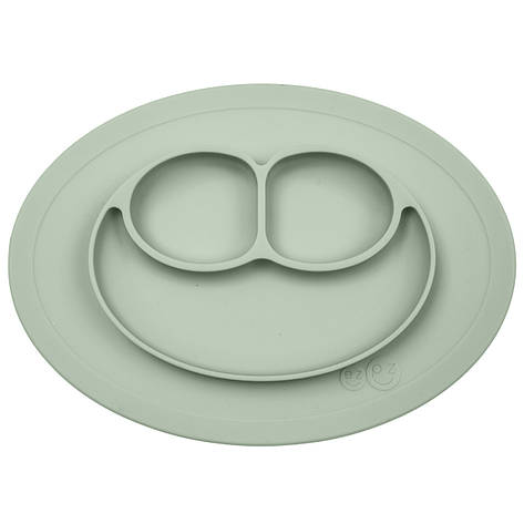 Тарелка-коврик оливковый, фото 2