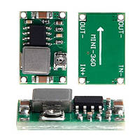 Преобразователь напряжения DC-DC понижающий, модуль MP2307, микро, 102569
