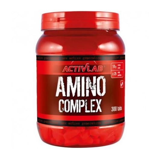 Аминокислоты Amino complex (300 tabs) Activlab