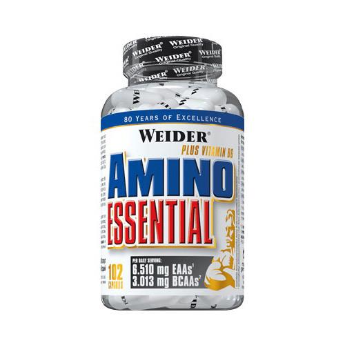 Аминокислоты Amino Essential (102 caps) Weider