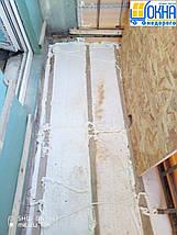 Балкон под ключ Бортничи, фото 3